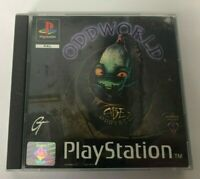 Ps1 Oddworld Abes Oddysee