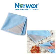 Norwex Original EnviroCloth Scrubby Corner - Blue - Baclock - Brand New Eco