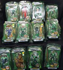 DC Movie Masters Green Lantern Parallax Complete Action Figure Set BAF CNC 2011