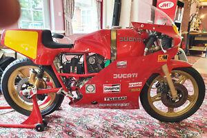 Ducati Pantah Race Fairing
