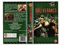 DELIVERANCE--JON VOIGHT & BURT REYNOLDS-VHS COVER ONLY