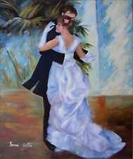 Stretched Hand Painted Oil Painting Repro Bouguereau Love Has Flown 20x24in