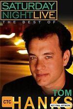 Saturday Night Live - Best Of Tom Hanks ( Region 4 DVD, 2005) 30 DAYS WARRANTY.