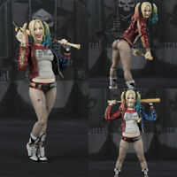 6'' S.H.Figuarts Suicide Squad Harley Quinn Figure SHF Collection Toy New in Box