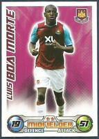 TOPPS MATCH ATTAX 2008-09-WEST HAM UNITED & PORTUGAL-LUIS BOA MORTE