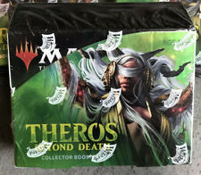 1x Sealed THEROS Beyond Death COLLECTOR Booster Box New (12 Booster Packs) MTG