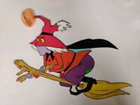💪 Masters Of The Universe MADAME RAZZ animation cel Filmation MOTU She-Ra