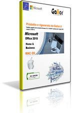 Microsoft Office 2019Home & Business 32/64 bit per MAC - Fatturabile -Originale