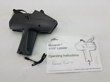 Avery Dennison - Monarch 1115 Labeler Double Line Pricing Gun