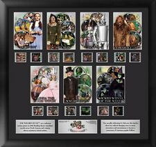 Film Cell Genuine 35mm Framed & Matted The Wizard Of Oz 75th Anniversary Montage