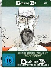 Breaking Bad - Season 1 - Limited Edition Steelbook (2014)