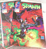 2 copies of Spawn #1 McFarlane Hot Nice NM 1st prints Jamie Foxx Movie soon WoW