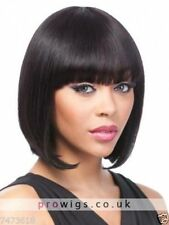 100% Real hair! Fashion wig New Women's Short Black Straight Human Hair Wigs