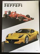 THE OFFICIAL FERRARI MAGAZINE TOFM ISSUE 31 Dec 2015 F12 TDF 488 GTB CALI T F1