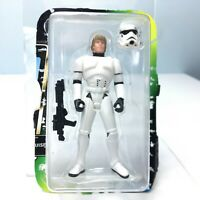Luke Skywalker in Stormtrooper Disguise Star Wars Power of the Force 1996 Kenner