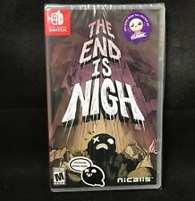 The End Is Nigh (Launch Edition) (Nintendo Switch, 2017) BRAND NEW
