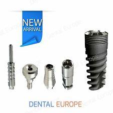 KIT 5 Pcs of Dental Implant, Dental Abutment,Dental Healing-cap,Transfer,Analog