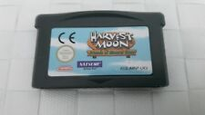 Harvest Moon: Friends of Mineral Town (Nintendo Game Boy Advance) Excellent GBA