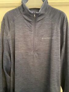 Vineyard Vines Sankaty Performance 1/2-Zip Pullover Shirt XXL