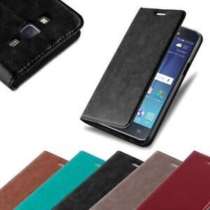 Funda Carcasa para Samsung Galaxy J5 2015 Case Proteccíon con Cierre Magnético