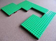 LEGO Minecraft Expansion large plate green flat base for 21125 21123 21115