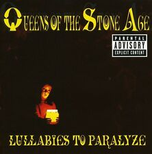 Queens of the Stone - Lullabies to Paralyze [New CD] Bonus Tracks