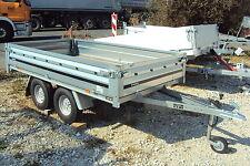 Brenderup 3251 T, Pkw- Anhänger Tandem Hochlader 750 kg ungebremst NEU - SOFORT!