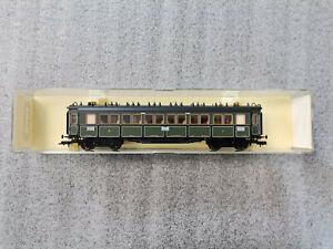 Trix International H0 -  23762 DC Schnellzugwagen 1./2.Kl. K.Bay.Sts.B  - EVP