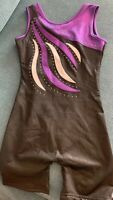 Baohulu Leotard Toddler Girls 8/9 NWT