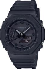 Casio G-Shock GA2100-1A1 Analog-Digital 200m Water Resistant Men's Watch Black