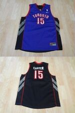 Youth Toronto Raptors Vince Carter XL (20) Nike Embroidered Jersey Jersey