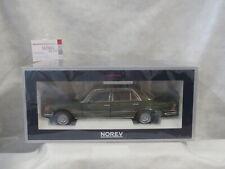 Mercedes-Benz 450 SEL 6.9 Green metallic 1976 1:18 Norev W116 grün neu