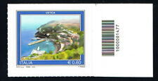ITALIA FRANCOBOLLO TURISTICA USTICA CODICE A BARRE 1477 - 2012 nuovo**(BI11.056)