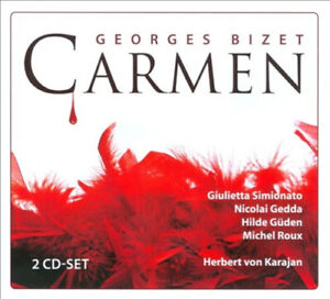 Carmen by Herbert Von Karajan