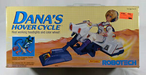 Matchbox Robotech Dana's Hover Cycle Vehicle - Sealed