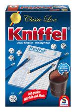 Schmidt spiele 49203 Classic Line Kniffel
