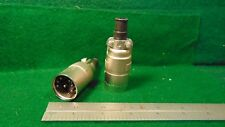 (1) Cannon P8-24 Substitute Connector for BC-654 Dynamotor NOS