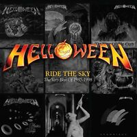 HELLOWEEN (2 CD) RIDE THE SKY : THE VERY BEST OF 1985-1998 *NEW*