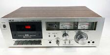 Akai Gdx-706D Cassette Deck • Sounds Amazing • Excellent