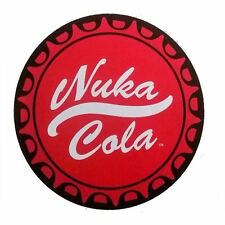 "Fallout Vault Nuka Cola Logo 48"" Circular Super Soft Throw Blanket Gamer Gaming"