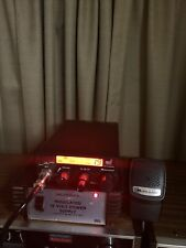 Midland 1001Lwx 40 Channel Cb radio w weather and Micronta 12 volt power supply