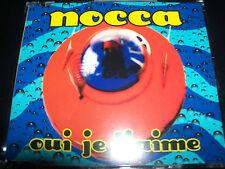 Nocca Oui Je T'Aime (Italy) Remixes CD Single – Like New