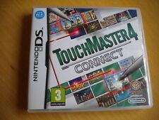 TOUCH MASTER 4 CONNECT    !  JEU DS / DS LITE / DSI /  DSI XL