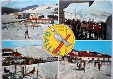 1970 GALLIO Vicenza Impianti del Sisemol ediz.Bonomo