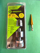 GREENLEE 7211BB-1/2 SLUG-BUSTER KNOCKOUT PUNCH UNIT, BRAND NEW, FAST SHIPPING