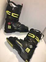 Fischer RC4 130 'Vacuum Full Fit' New Men's Ski Boots Size 26.5 Black