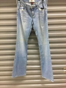 Hollister Social Stretch Jeans Size 9 Regular (29x33) Preowned M