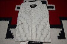 Ralph Lauren RRL 100% Cotton Striped Casual Western Shirt 4 XL