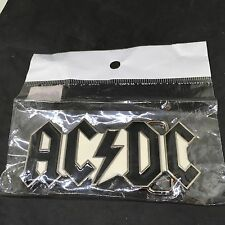 AC/DC Belt BuckleAC/DC Belt Buckle - Rock Metal Metalica Band Merch