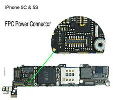 FPC Power Button Connector iPhone 5C Repair Service